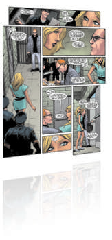 Marvel Comics: Models, Inc. - Issue # 2 Page 5