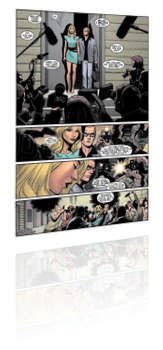 Marvel Comics: Models, Inc. - Issue # 2 Page 6