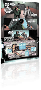 Marvel Comics: The Torch - Issue # 2 Page 4