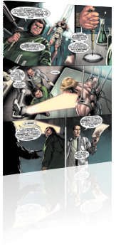 Marvel Comics: The Torch - Issue # 2 Page 6