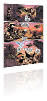 Marvel Comics: X-Babies - Issue # 1 Page 4