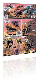 Marvel Comics: X-Babies - Issue # 1 Page 5