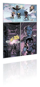 Marvel Comics: X-Babies - Issue # 1 Page 6