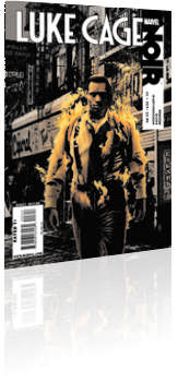 Marvel Comics: Luke Cage Noir  - Issue # 3 Cover
