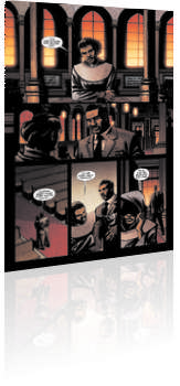 Marvel Comics: Luke Cage Noir  - Issue # 3 Page 2