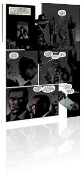 Marvel Comics: Luke Cage Noir  - Issue # 3 Page 3