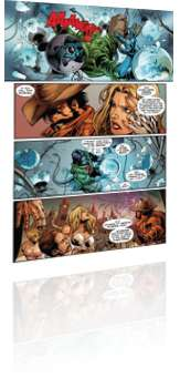 Marvel Comics: X-Treme X-Men - Issue # 1 Page 4