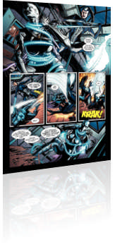 Marvel Comics: Black Panther - Issue # 9 Page 2