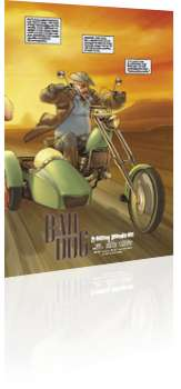 Image Comics: Bad Dog - Issue # 3 Page 3