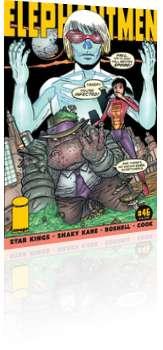 Image Comics: Elephantmen - Issue # 46 Cover