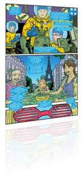 Image Comics: Elephantmen - Issue # 46 Page 6