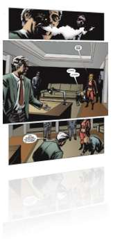 Image Comics: Existence 2.0 - Issue # 3 Page 1