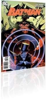 DC Comics: Batman - Issue # 696 Cover