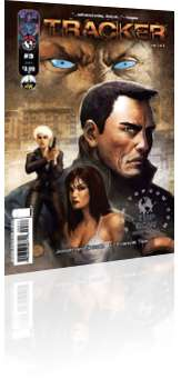 Top Cow: Tracker - Issue # 3 Cover