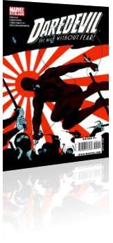 Marvel Comics: Daredevil - Issue # 505 Cover