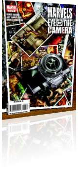 Marvel Comics: Marvels Eye of the Camera - Issue # 6 Cover