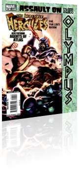 Marvel Comics: Incredible Hercules - Issue # 141 Cover