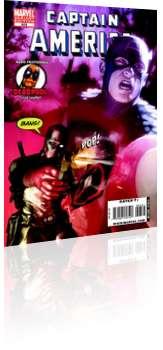 Marvel Comics: Captain America - Issue # 603 Variant
