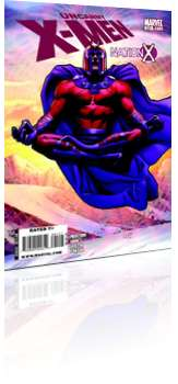 Marvel Comics: Uncanny X-Men - Issue # 521 Cover
