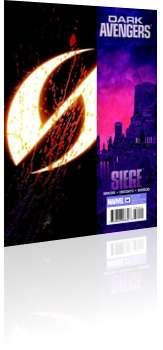 Marvel Comics: Dark Avengers - Issue # 14 Cover