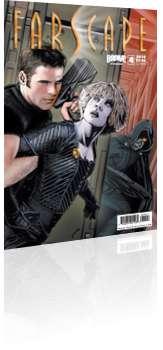 BOOM! Studios: Farscape - Issue # 4 Cover A