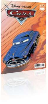 BOOM! Kids: Cars - Issue # 1 Cover A