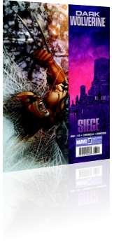 Marvel Comics: Dark Wolverine - Issue # 83 Cover
