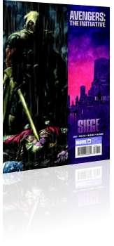Marvel Comics: Avengers: Initiative - Issue # 33 Cover