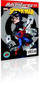 Marvel Comics: Marvel Adventures: Spider-Man - Issue # 60 Cover