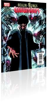 Marvel Comics: Realm of Kings: Inhumans - Issue # 4 Cover