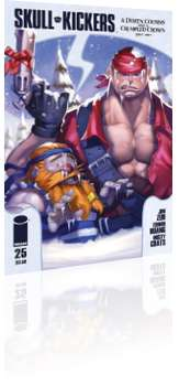 Image Comics: Skullkickers - Issue # 25 Cover