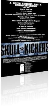 Image Comics: Skullkickers - Issue # 25 Page 1
