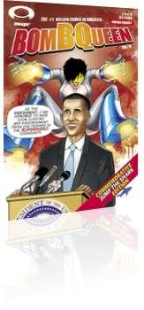 Image Comics: Bomb Queen VI - Issue # 1 Cover