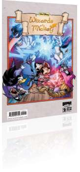 BOOM! Kids: Wizards of Mickey - Issue # 2 Cover
