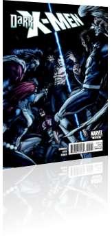 Marvel Comics: Dark X-Men - Issue # 5 Cover