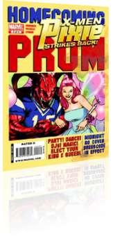 Marvel Comics: X-Men: Pixie Strikes Back - Issue # 2 Cover