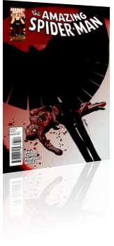 Marvel Comics: Amazing Spider-Man - Issue # 624 Cover