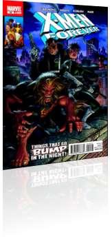 Marvel Comics: X-Men Forever - Issue # 19 Cover
