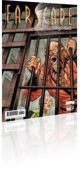 BOOM! Studios: Farscape: D'Argo's Quest - Issue # 4 Cover