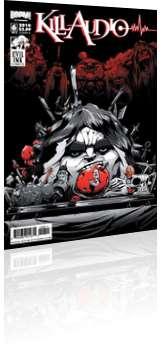 BOOM! Studios: Kill Audio - Issue # 6 Cover