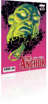 BOOM! Studios: The Anchor - Issue # 6 Cover