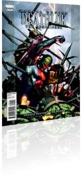 Marvel Comics: Deathlok - Issue # 5 Cover