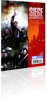Marvel Comics: Siege: Embedded - Issue # 3 Cover