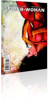 Marvel Comics: Spider-Woman - Issue # 7 Cover