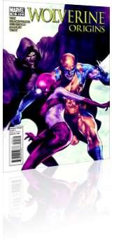 Marvel Comics: Wolverine: Origins - Issue # 45 Cover