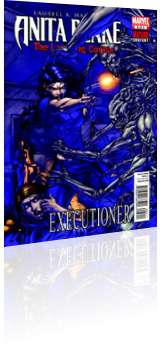 Marvel Comics: Anita Blake: Laughing Corpse - Executioner - Issue # 5 Cover