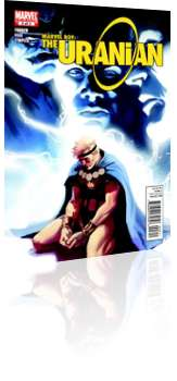 Marvel Comics: Marvel Boy: The Uranian - Issue # 3 Cover