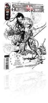Top Cow: Cyberforce / Hunter-Killer - Issue # 2 Cover C
