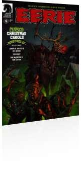 Dark Horse Comics: Eerie - Issue # 6 Cover