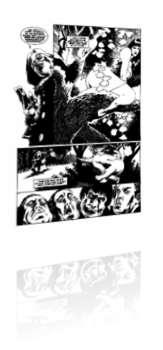Dark Horse Comics: Eerie - Issue # 6 Page 2